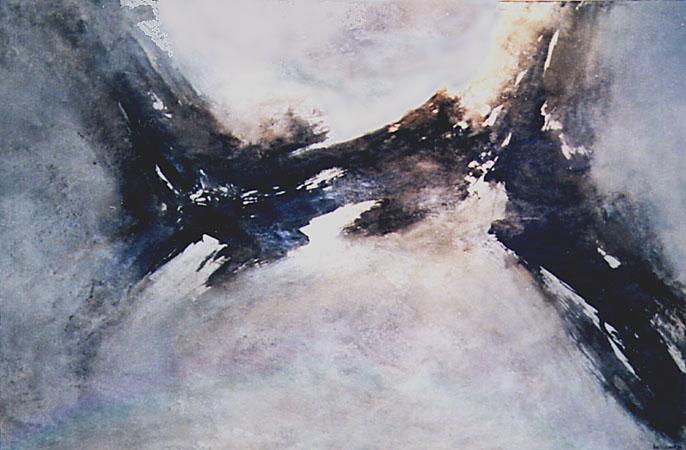 Recettes de peintre abstraction lyrique for Abstraction lyrique